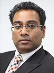 Vincent Gnapragasam urology consultant